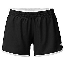 The North Face Reflex Core Short - Women's, TNF Black-TNF White, 256
