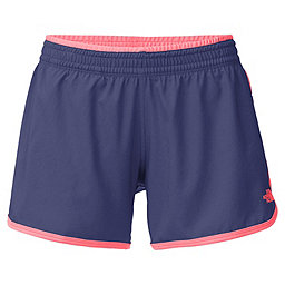 The North Face Reflex Core Short - Women's, Patriot Blue-Neon Peach, 256