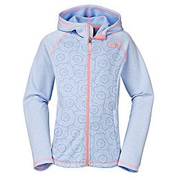 The North Face Seashore Fleece Hoodie, Collarbluesanddollarprint, 256