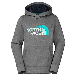 The North Face Surgent P/O Hoodie - Girls', TNF Medium Grey Heather, 256