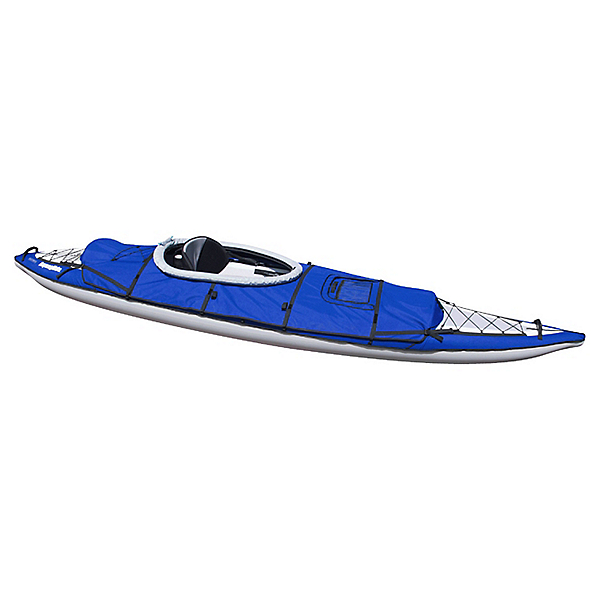 Accessories Touring Deck Cover for Aquaglide Kayaks - Fits Tandem for Single Paddler, Fits Tandem for Single Paddler, 600