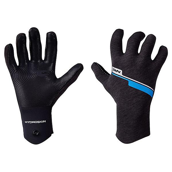 NRS HydroSkin Gloves - Men, Gray Heather, 600