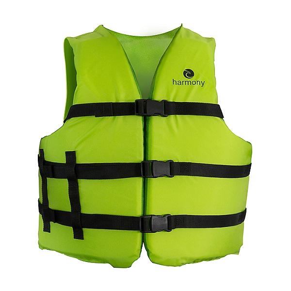Harmony Universal Life Jacket - PFD, Green, 600