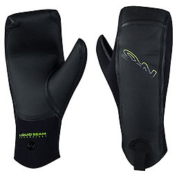 NRS Toaster Mitts, Black, 256