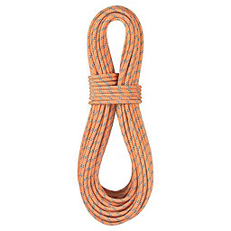 BlueWater 8mm Canyon Pro DS Static Rope, Orange Blue, 256