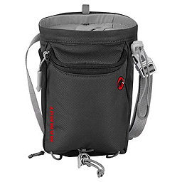 Mammut Multipitch Chalk Bag, Black, 256