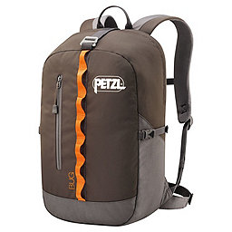 Petzl Bug Climbing Pack, Grey, 256