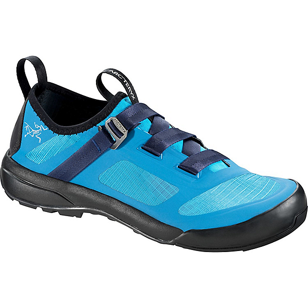 Arc'teryx Arakys Approach Shoe - Men's - 7/Aquamarine-Luxor, Aquamarine-Luxor, 600