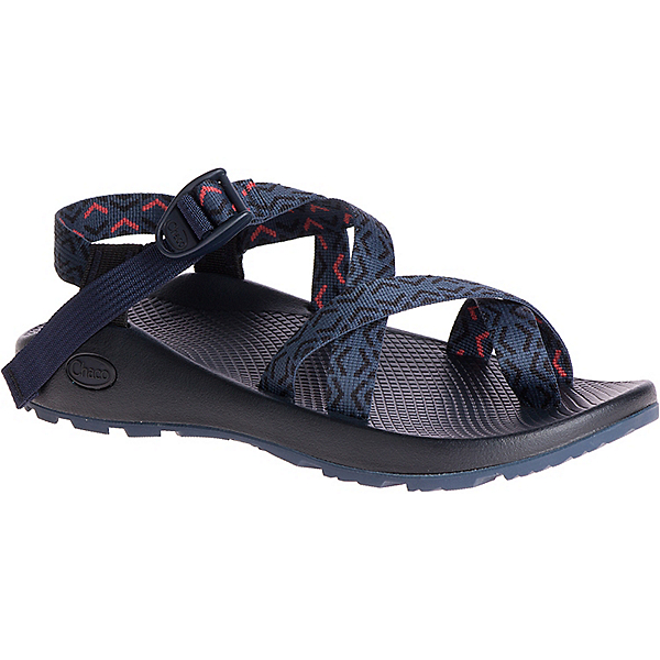 Chaco Z/2 Classic Sandal - Men's - 9/Stepped Navy, Stepped Navy, 600