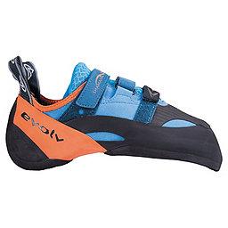 Evolv Shamen Rock Shoe - Men's, Blue-Orange, 256