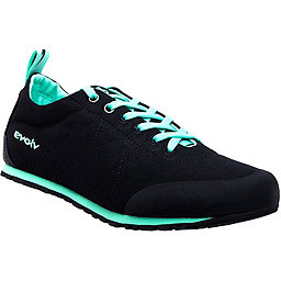 Evolv Cruzer Psyche Approach Shoe - Women's, Black Mint, 256
