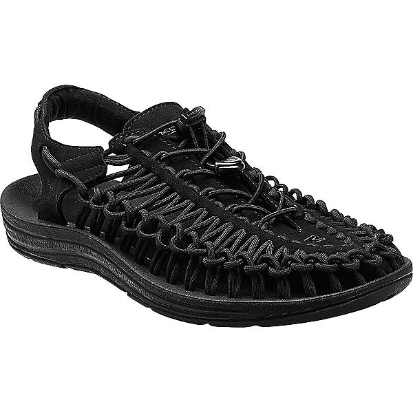 KEEN Uneek 3C Sandal - Women's - 8.5/Black-Black, Black-Black, 600