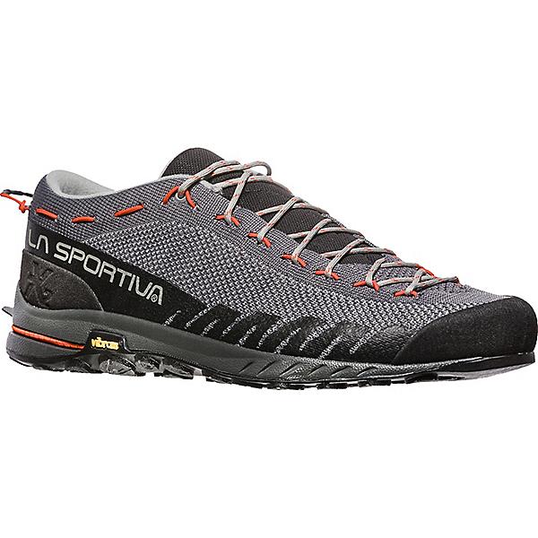 La Sportiva TX2 Approach Shoe - Men's - 47/CarbonTangerine, CarbonTangerine, 600