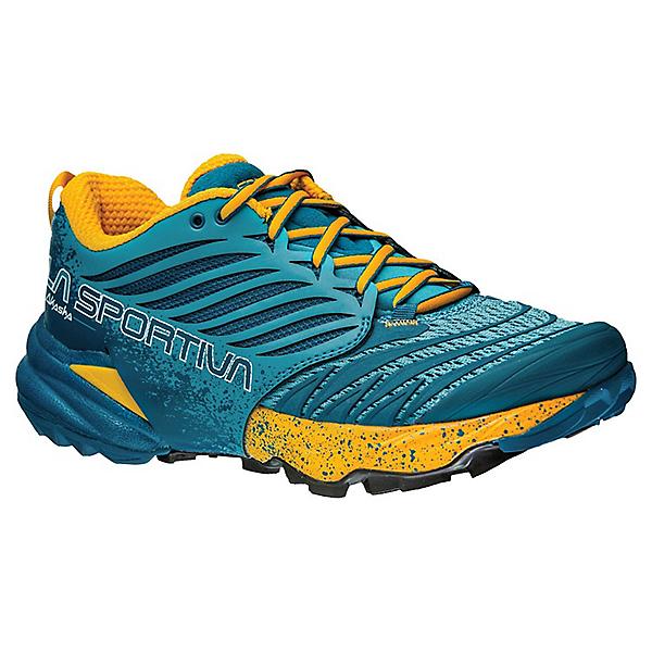 La Sportiva Akasha Trail Running Shoe - Women's, Fjord, 600