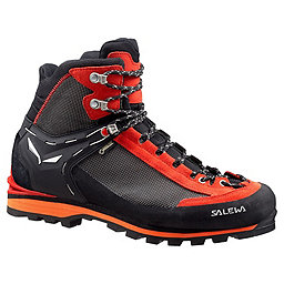 Salewa Crow GTX Boot - Men's, Black-Papavero, 256