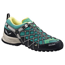 Salewa Wildfire Vent Approach Shoe - Women's, Carbon-Assenzio, 256