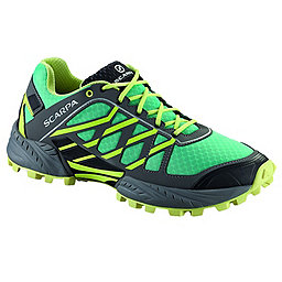 Scarpa Neutron Trail Running Shoe - Women's, Lagoon-Lemon, 256