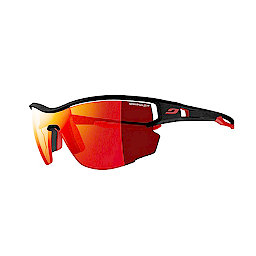 Julbo Aero Sunglasses, Black-Red Spectron 3CF, 256