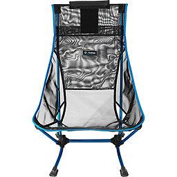 Big Agnes Beach Chair, Black Mesh, 256