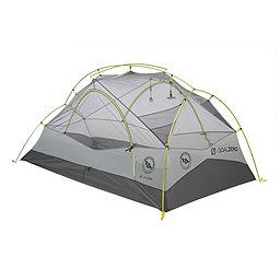 Big Agnes Krumholtz UL 2 mtnGLO Tent, Silver-Gray-Sulphur, 256