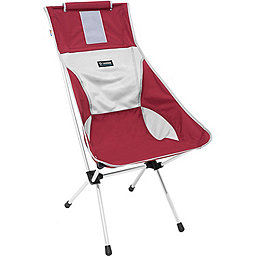 Big Agnes Sunset Chair, Rhubarb Red, 256