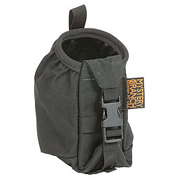 Mystery Ranch Bottle Pocket, Charcoal, 256