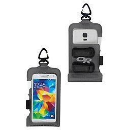 Outdoor Research Sensor Dry Pocket Premium, Charcoal - Smartphone, 256