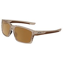 Oakley Mainlink Sunglasses, MatteSepia w-TungstenIridPolar, 256