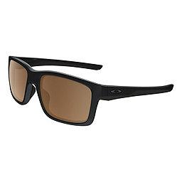 Oakley Mainlink Sunglasses, Matte Blk w-PRIZM Tngstn Pol, 256