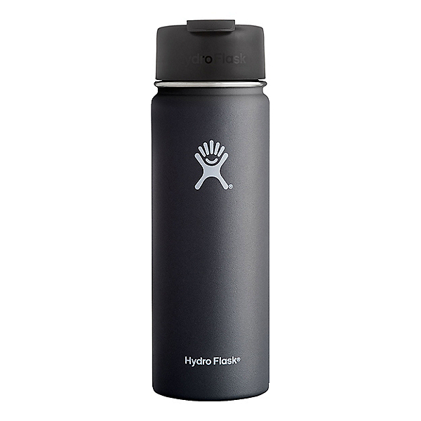 Hydro Flask Hydro Flask WM w/Flip Lid, Black, 600