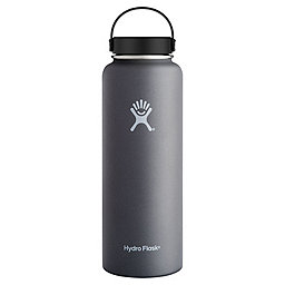 Hydro Flask Hydro Flask Wide Mouth, Graphite, 256