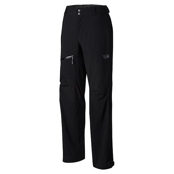 Mountain Hardwear Stretch Ozonic Pant Women's - XL/Black, Black, 600
