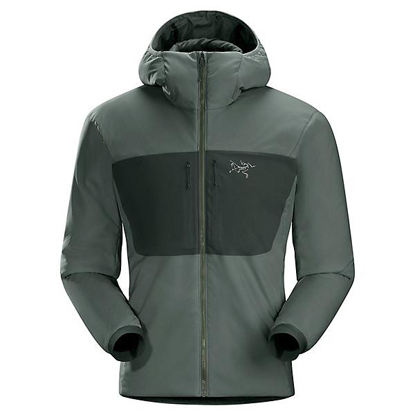 Arc'teryx Proton AR Hoody - XS/Nautic Grey, Nautic Grey, 600