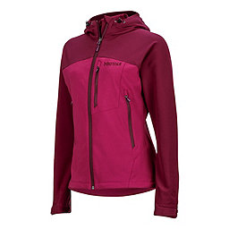 Marmot Estes Hoody Women's, Magenta-Dark Purple, 256