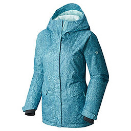 Mountain Hardwear Back For More Jacket Women's, Spruce Blue, 256