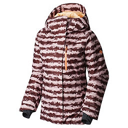 Mountain Hardwear Barnsie Jacket Women's, Purple Plum, 256