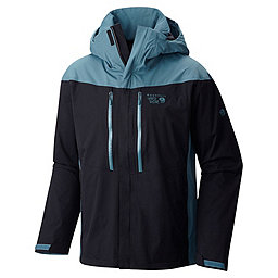 Mountain Hardwear Bombshack Jacket, Black-Cloudburst, 256