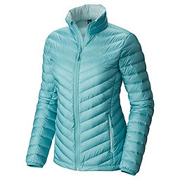 Mountain Hardwear Micro Ratio Down Jacket Women's, Spruce Blue, 256