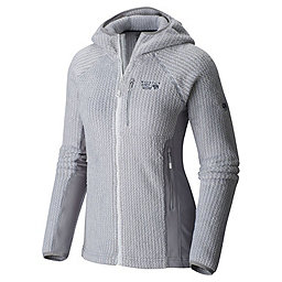 Mountain Hardwear Monkey Woman Pro Hooded Jacket Women's, White, 256