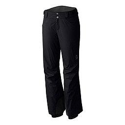 Mountain Hardwear Returnia Ins Pant Women's Reg, Black, 256