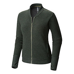 Mountain Hardwear Sarafin Long Sleeve Bomber Women's, Stone Green, 256