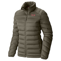 Mountain Hardwear StretchDown Jacket Women's, Stone Green, 256