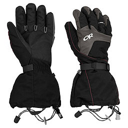 Outdoor Research Alti Gloves, Black, 256