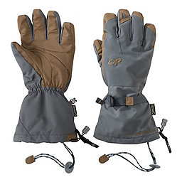 Outdoor Research Alti Gloves, Charcoal-Natural, 256