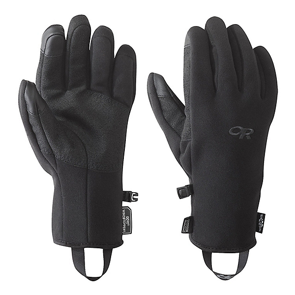 Outdoor Research Gripper Sensor Gloves, Black, 600