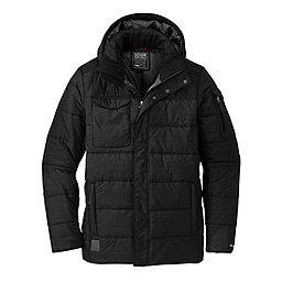 Outdoor Research Ketchum Parka, Black, 256