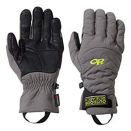 Outdoor Research Lodestar Sensor Gloves, Pewter, 256