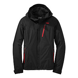 Outdoor Research Offchute Jacket Women's, Black-Flame, 256