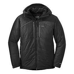 Outdoor Research Perch Belay Parka, Black, 256