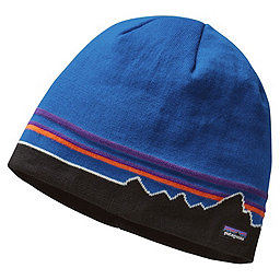 Patagonia Beanie Hat, Classic Fitz Roy-Andes Blue, 256